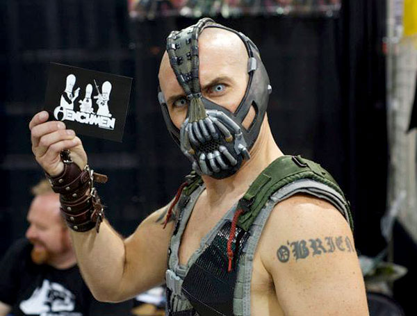 Bane Visits Henchmen