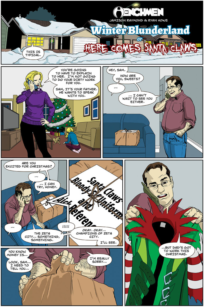Henchmen Holiday Special Part One